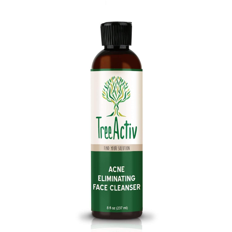 TreeActiv Natural Facial Cleanser