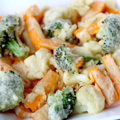 Wasabi Vegetable Tempura