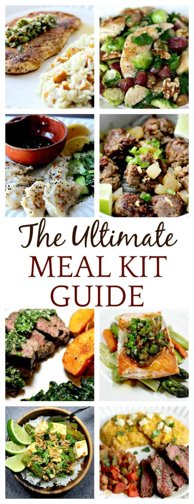 With meal kit subscriptions popping up all over, it can be hard to know which may be the right ones for you! The Ultimate Meal Kit Subscription Guide breaks down the pros and cons of some f the most popular food subscription boxes available - including Blue Apron, Hello Fresh, Home Chef and more!