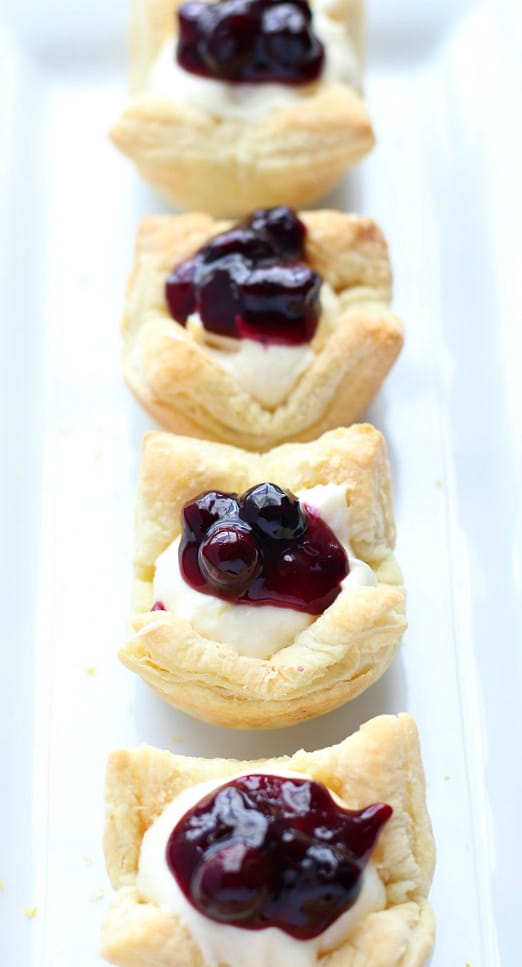 Deeper Puff Pastry Cups