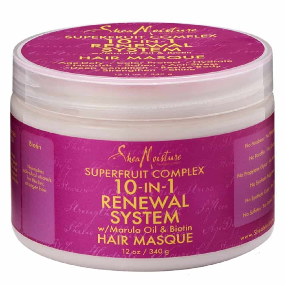 SheaMoisture SuperFruit Complex 10-in-1 Hair Masque