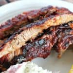 Chipotle-Honey Barbecue Spareribs