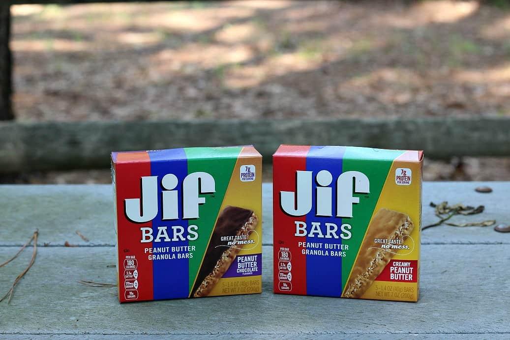 Jif Bars