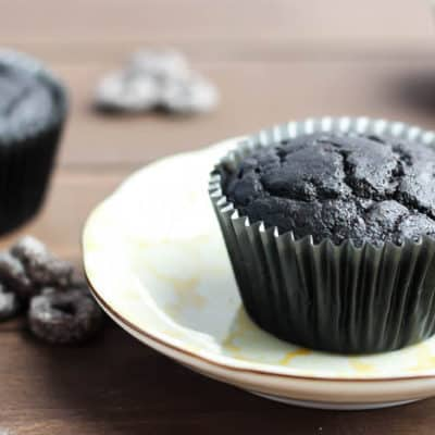 Oreo O's Chocolate Cereal Muffins