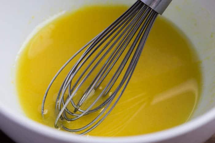 Lemon Mustard Dressing