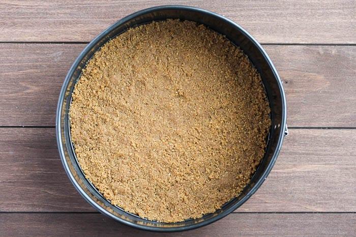 Cheesecake Crust