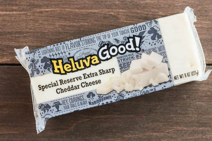 Heluva Good! Cheese Block In Special Reserve Extra Sharp Cheddar