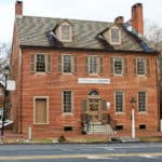 Cantwell's Tavern in Historic Odessa, Delaware