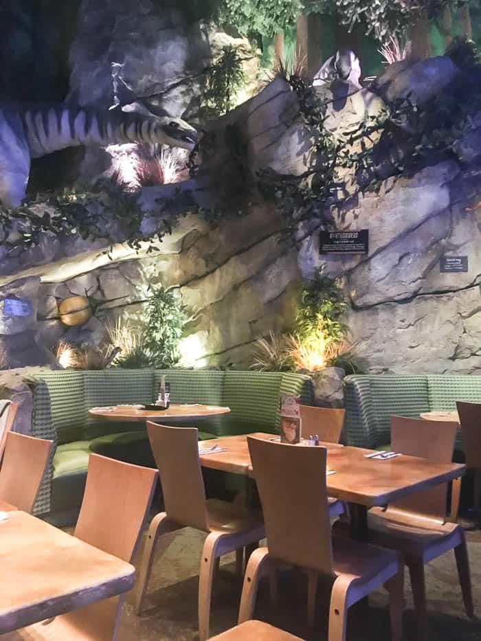 Disney Springs T-REX Restaurant