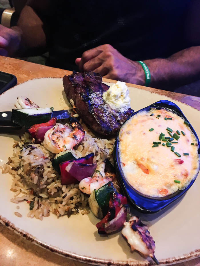 T-REX Surf and Turf Trio