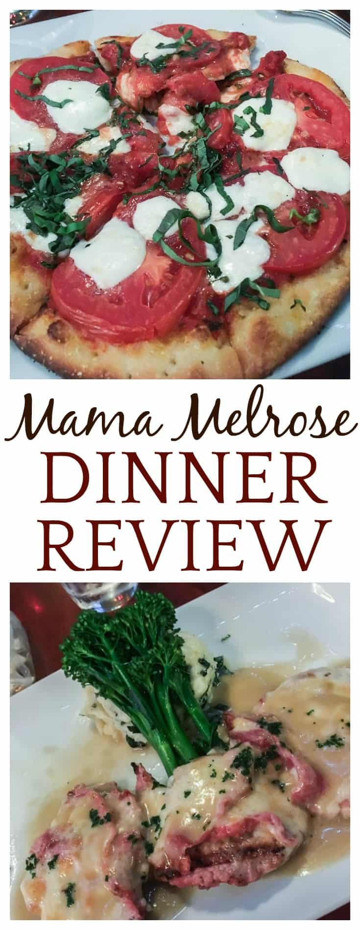 This Mama Melrose dinner review is based on my experience when visiting the restaurant in November 2017 with my family | #disneydining #disneyworld #disneyrestaurants #restaurants #review #mamamelrose