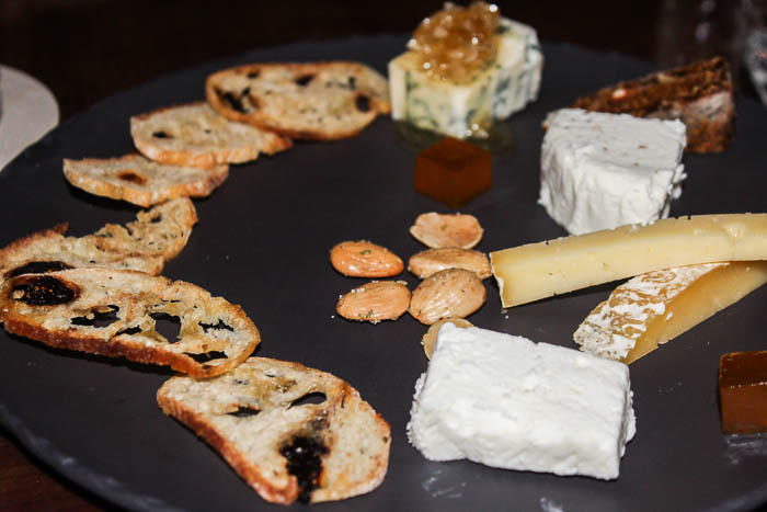 Tiffins Selection of Artisanal Cheeses
