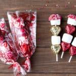 Valentine's Day Candy Kabobs
