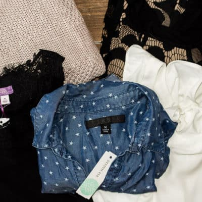 All of the Items in the Stitch Fix February 2018 Review