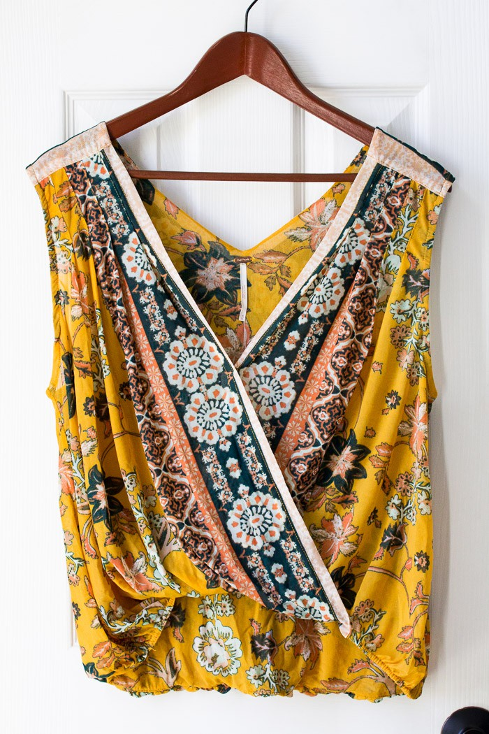 Trunk Club Free People Havana Muscle Tank