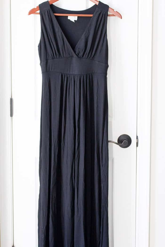 Trunk Club Caslon Knit Maxi Dress