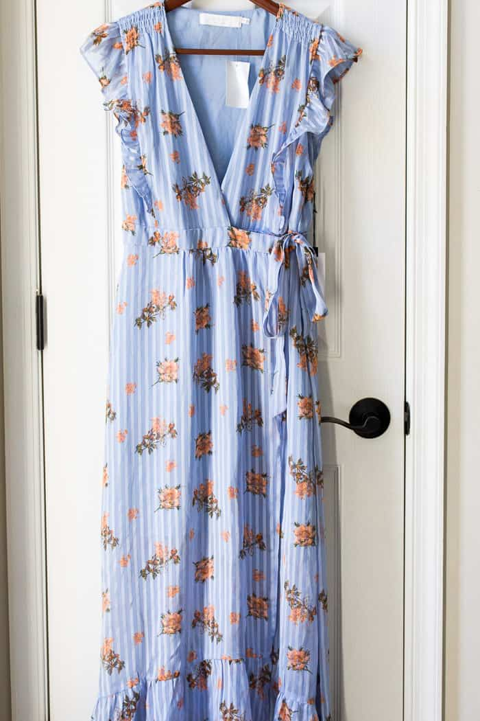 Trunk Club ASTR Lila Midi Dress