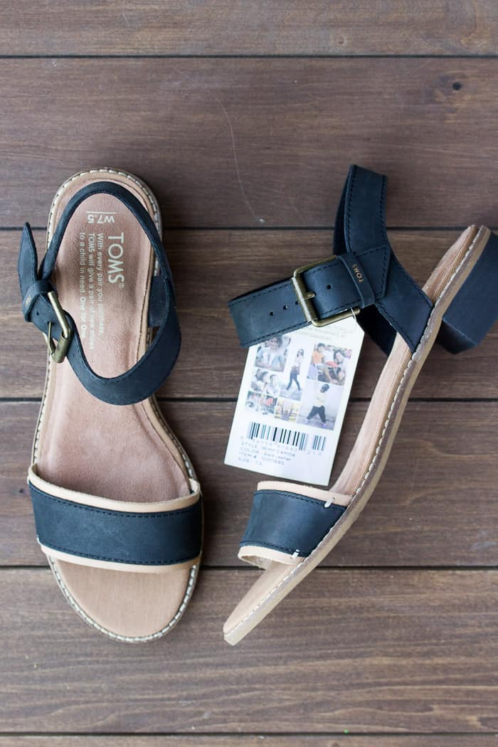 Trunk Club TOMS Camilla Sandal