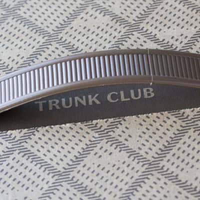 Trunk Club Box Handle with Name