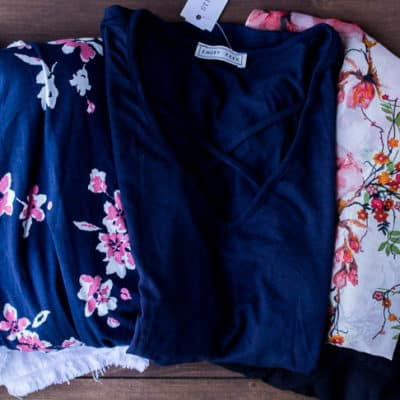 All the Items From my June 2018 Stitch Fix Review