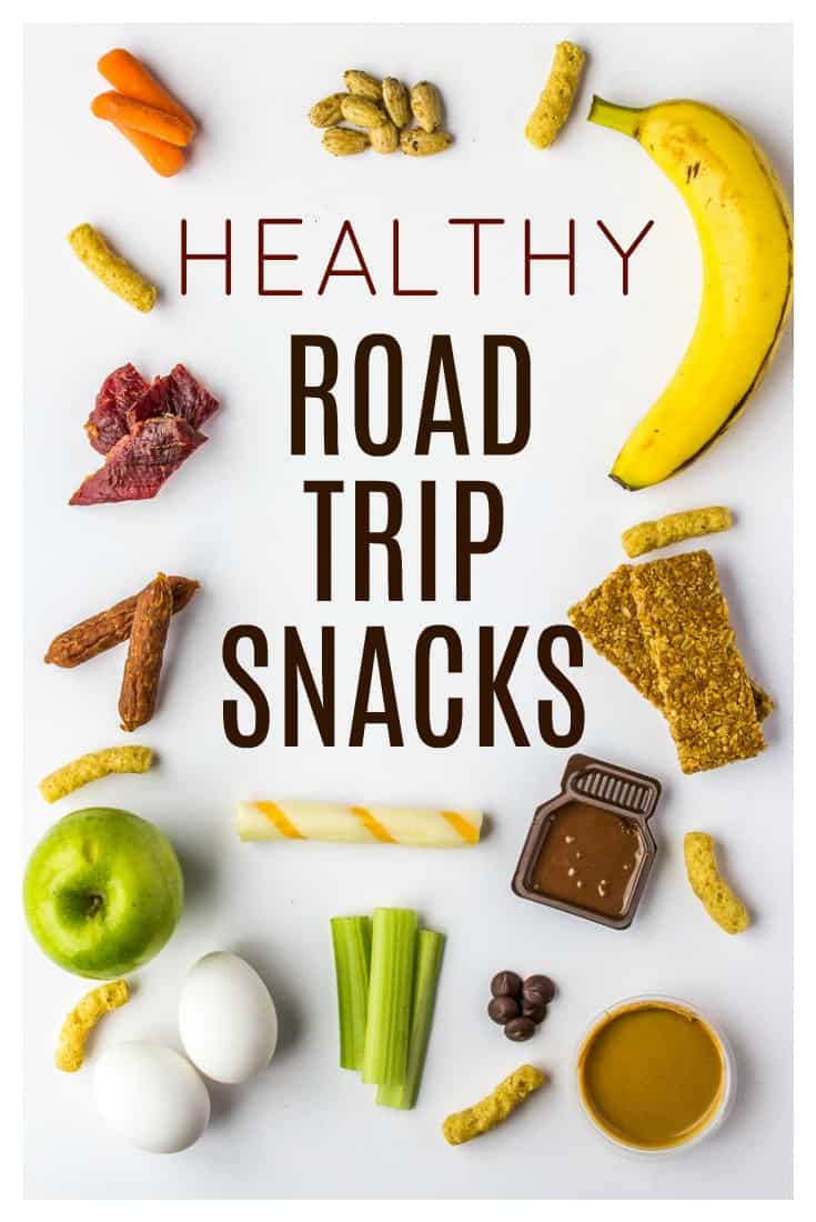Healthy Road Trip Snacks are essential for keeping everyone satisfied and happy! These snacks are delicious while packing plenty of protein and other healthy benefits! They all pack well and are easy to eat while on to go! | #ad #roadtripsnacks #roadtripessentials #HIPPEAS #IAmAHippea