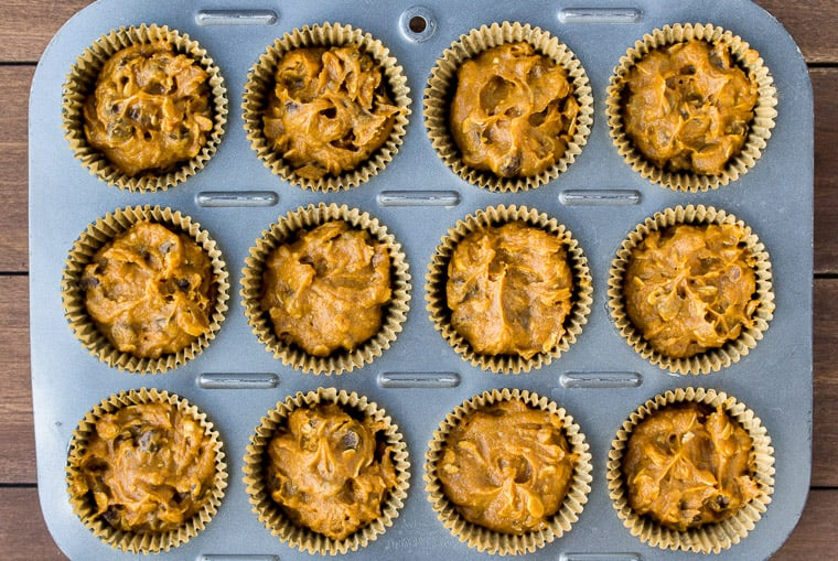 Batter in the Muffin Tin