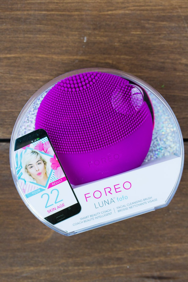 Foreo Luna fofo in Purple
