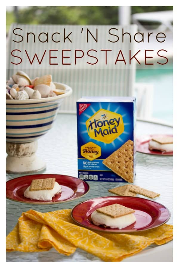 NABSICO Snack 'N Share Sweepstakes! My family has been loving our time in Florida! Check out all of our summer snacking favorites plus how to enter a fun sweepstakes! | AD #IC #SnackNShare #Sweepstakes #Summer2018