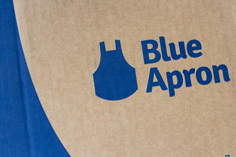 September 2018 Blue Apron Review Box