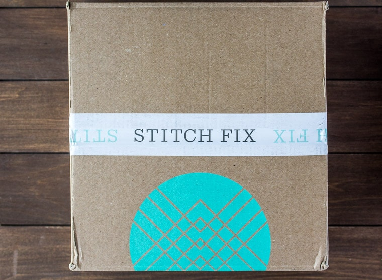 September 2018 Stitch Fix Review Box