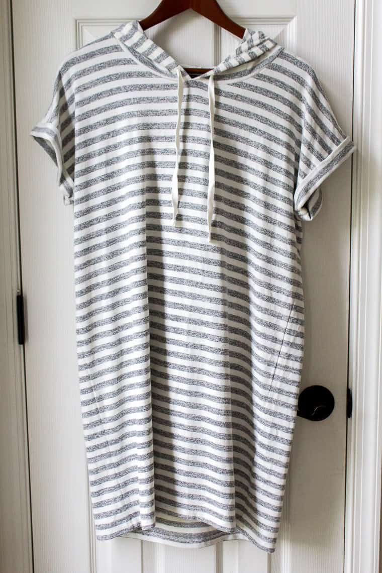 Market & Spruce Nessa Hooded Knit Dress from Stitch Fix Fall 2018 | AD #stitchfixinfluencer #stitchfixreview #fall2018stitchfix #fashion
