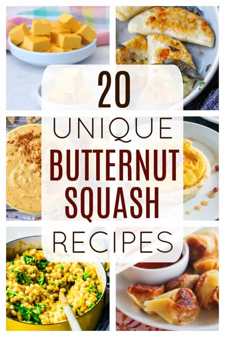 20 Unique Butternut Squash Recipes Delicious Little Bites