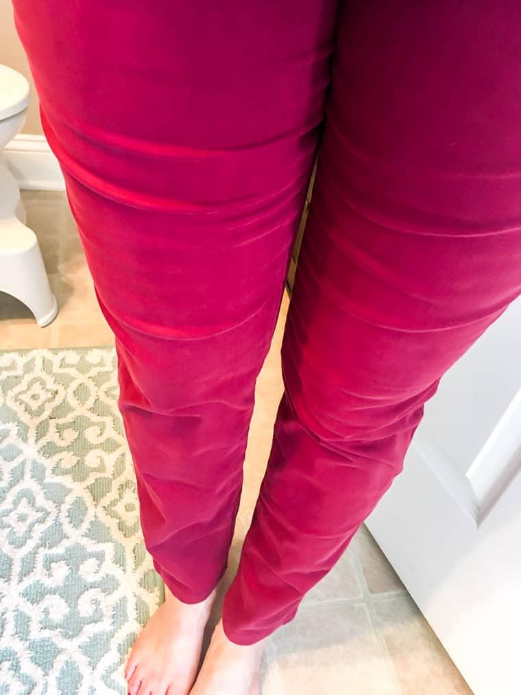 Stitch Fix Lila Ryan Zuri Skinny Pants On | AD #stitchfix #fallfashion #winterfashion #lilaryan
