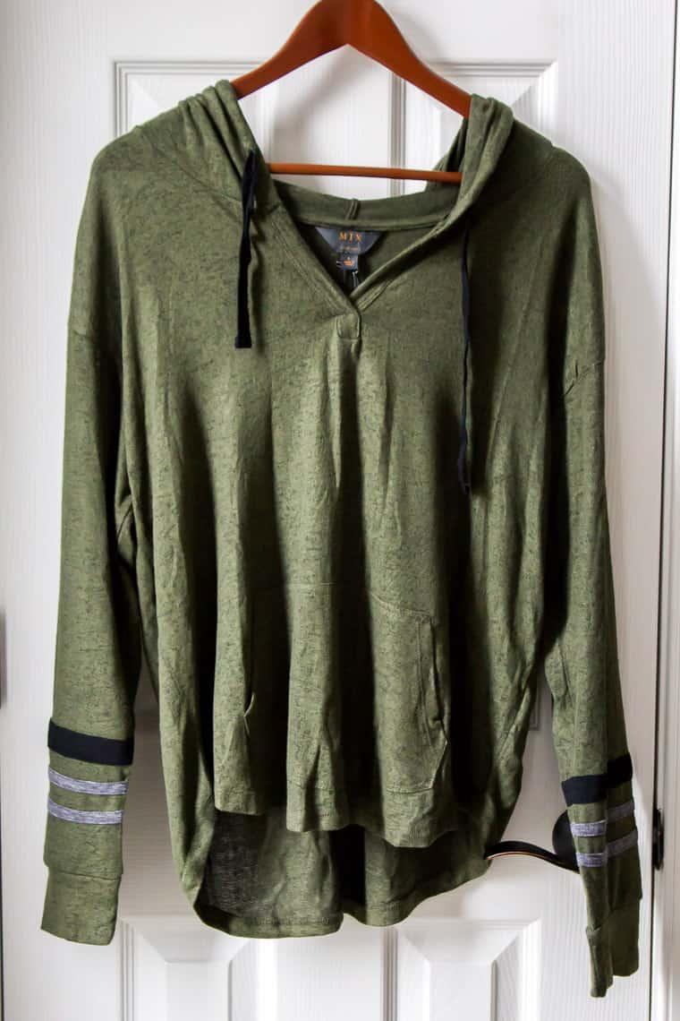 MIX by 41 Hawthorn Stitch Fix Kallon Brushed Knit Hoodie | AD #stitchfix #fashion #style #winterfashion
