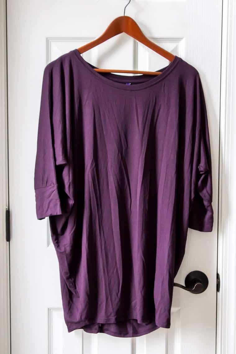 Stitch Fix 41 Hawthorn Queensland Dolman Jersey Knit Top | AD #stitchfix #fallfashion #fashion #style