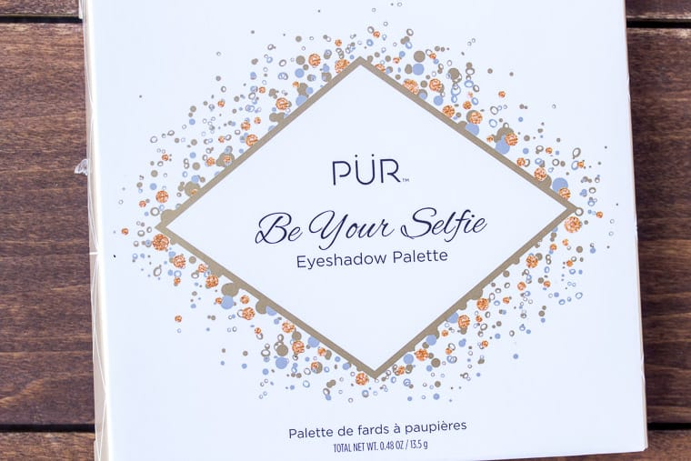 PUR Be Your Selfie Palette
