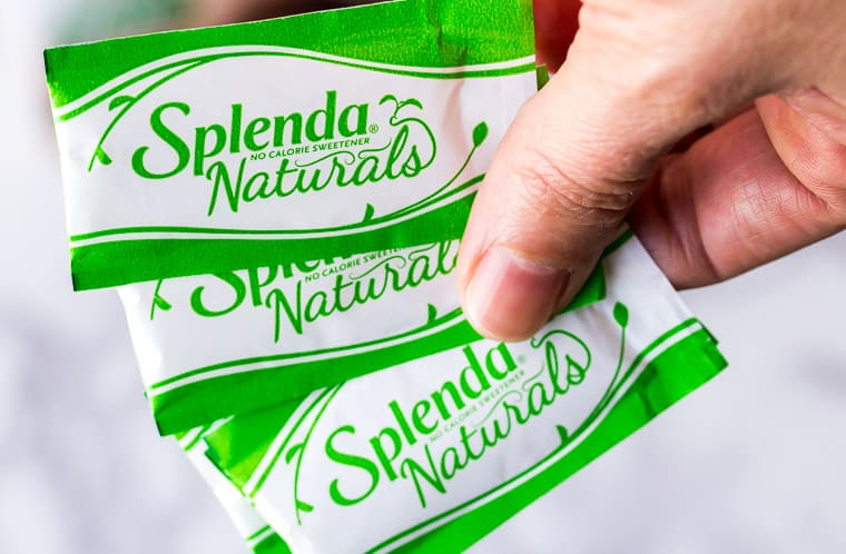 Splenda Naturals Packets