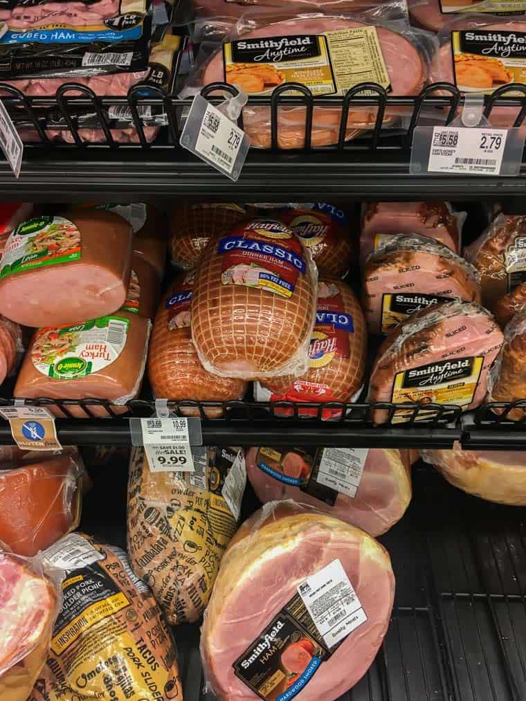 Hatfield Ham in Food Lion