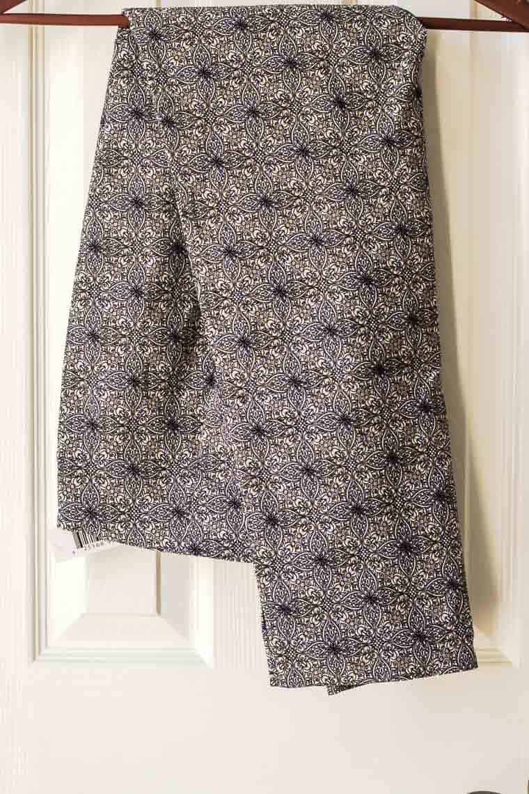 Tribal Maura Printed Straight Trouser from Stitch Fix