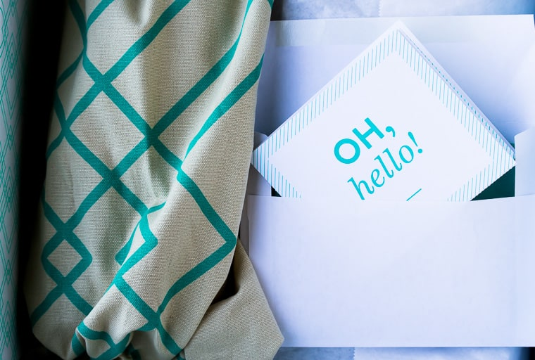 June 2019 stitch fix box for review