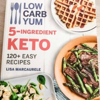 Low Carb Yum Keto Cookbook