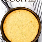 corn souffle with text overlay